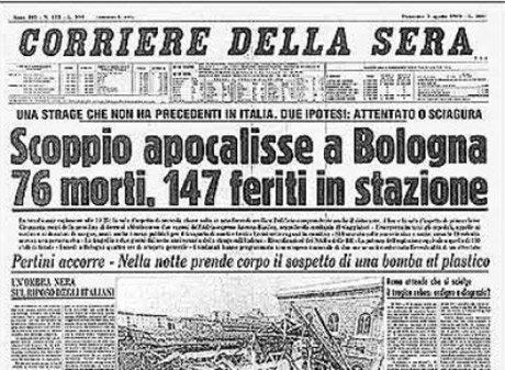 2 agosto 1980. I terroristi occulti