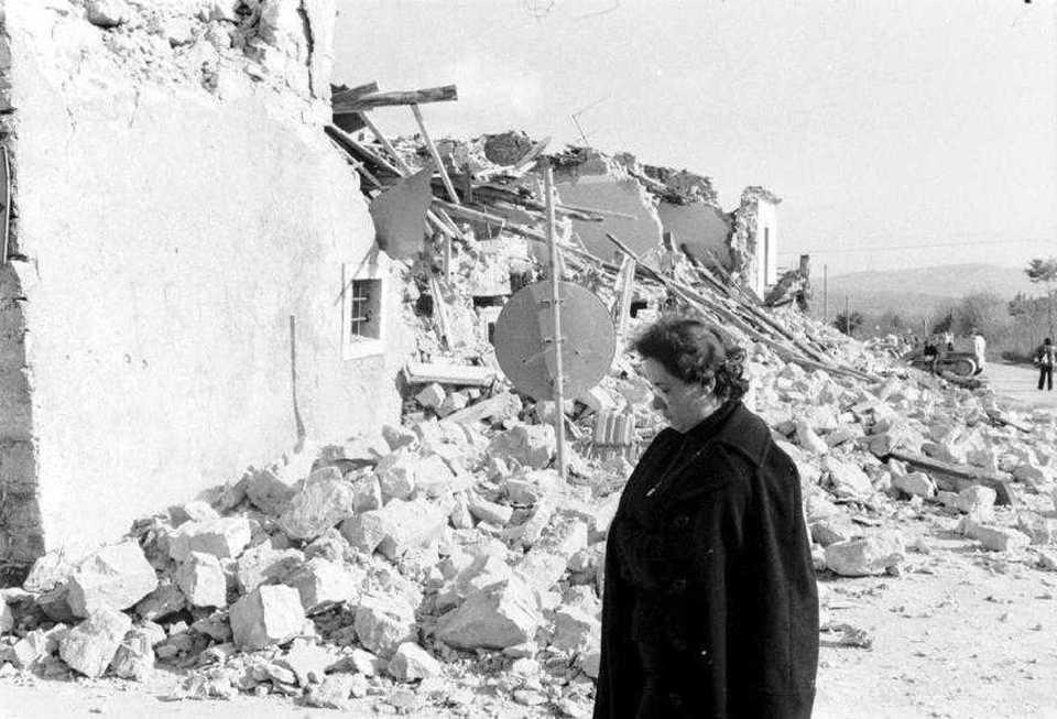 Irpinia 1980: memoria di un sisma