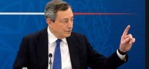 Draghi risponde a Letta