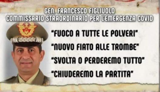 Lettera aperta al generale Figliuolo