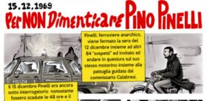 Pino Pinelli Per non dimenticare