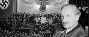Heidegger eticità della guerra